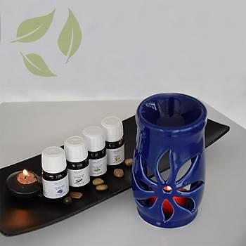 Aromaterapi Buhurdanlýk Set 3