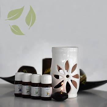Aromaterapi Buhurdanlýk Set 1