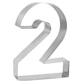 Ýnokstech PASLANMAZ 25 KÝÞÝLÝK PASTA KALIBI (2)
