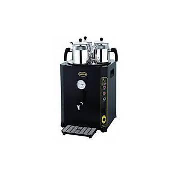 Sýlver Elite Çay Makinesi 36Lt Siyah