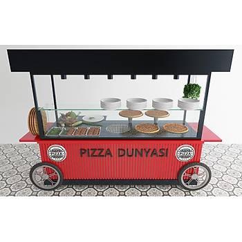 Ýnokstech Pizza Arabasý