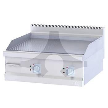 Atalay AEI-870-N Elektrikli Nervürlü Oluklu Izgara 800x700x300