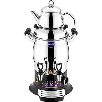 Remta Mini Çift Demlikli Çay Makinesi 5 lt