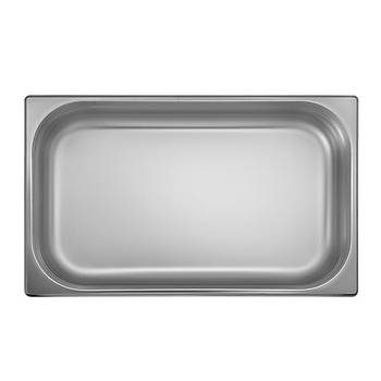 Gastronorm Küvet, Standart (GN 1/1 - 100 mm)