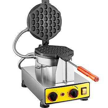 Remta Çevirmeli Bubble Waffle Makinesi