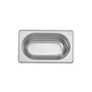 Gastronorm Küvet, Standart (GN 1/9 - 100 mm)