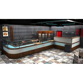 Ýnokstech Edüstriyel Mutfak Proje 6