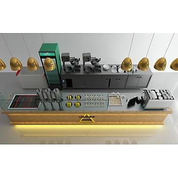 Ýnokstech Edüstriyel Mutfak Proje 1