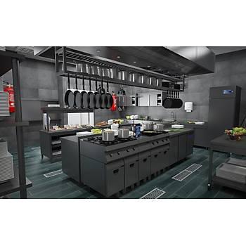 Ýnokstech Edüstriyel Mutfak Proje 5