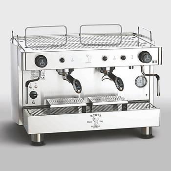 Bezzera B2016PM Espresso Kahve Makinesi, Tall Cup, Yarý Otomatik, 2 Gruplu
