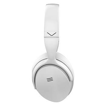 Desibel K650 Bluetooth Kulaklýk Beyaz