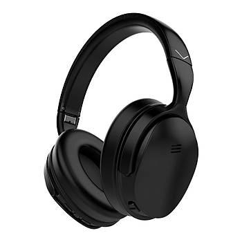Desibel K650 Bluetooth Kulaklýk Siyah