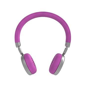 Desibel K550 Bluetooth Kulaklýk Mor