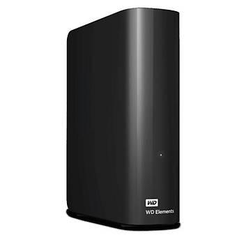 WD 3.5 8TB Elements WDBWLG0080HBK Siyah