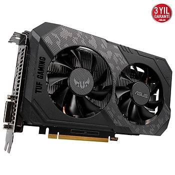 ASUS TUF-GTX1650-4GD6-GAMING 4GB GDDR6 HDMI DP 128Bit