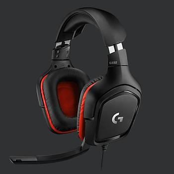 Logitech G332 Wired Gaming Kulaklýk 981-000757
