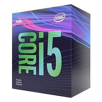 Intel i5-9400F 2.9 GHz 4.1 GHz 9MB 1151V8