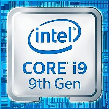 Intel i9-9900K 3.6 GHz 5.0 GHz 16M 1151p - Tray