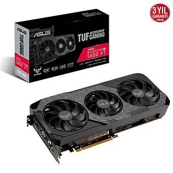 Asus TUF3-RX5600XT-O6G-EVO GAMING 6GB 192Bit DDR6