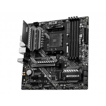 MSI MAG B550M BAZOOKA DDR4 4400(OC) HDMI MATX AM4