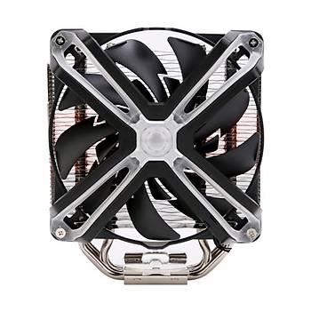 Zalman CNPS17X 140mm Led CPU Soðutucu