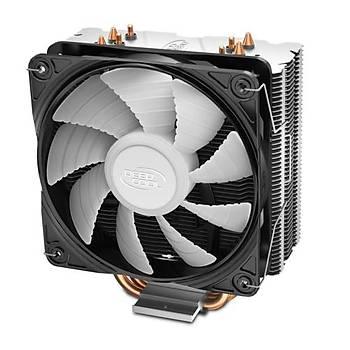 Deep Cool Gammaxx 400 Red V2 120mm CPU Fan