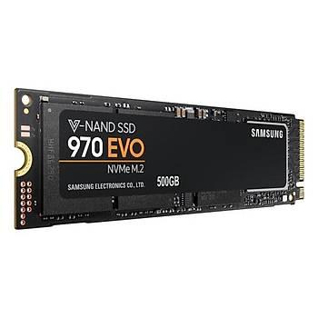 Samsung 970 EVO 500GB SSD m.2 NVMe MZ-V7E500BW