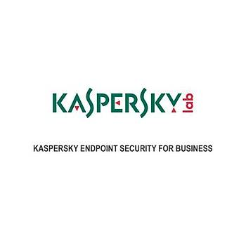 Kaspersky Endpoint Sec. For Business 1+10 1 YIL