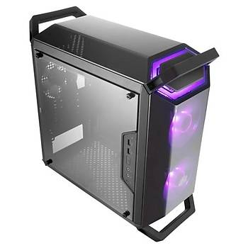 Cooler Master MasterBox Q300P RGB Mini Tow.PSU YOK