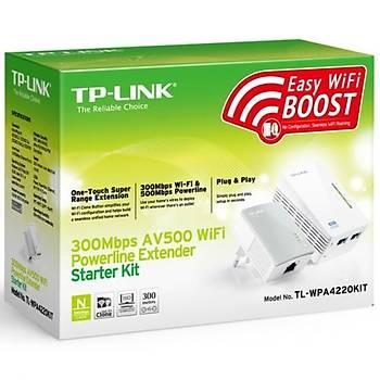 TP-Link TL-WPA4220KIT 300Mbps WiFi Powerline