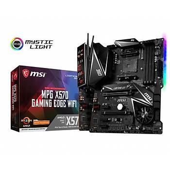 MSI MPG X570 GAMING EDGE WIFI DDR4 M.2 S+V+GL AM4