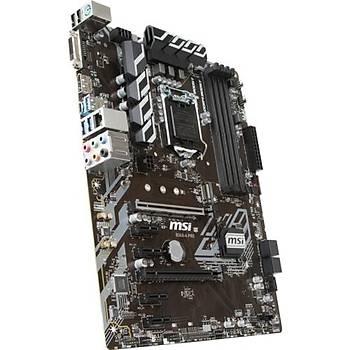 MSI B360-A PRO DDR4 2666 Mhz  S+V+GL 1151p8