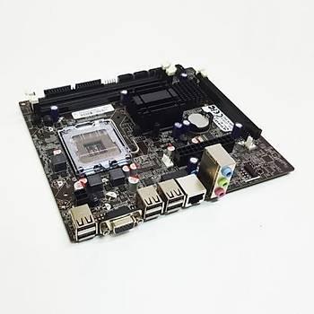 Quadro G41-BC DDR3 S+V+L 775p (mATX)