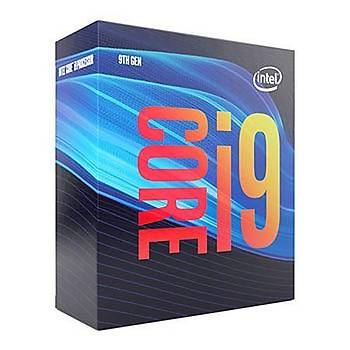 INTEL CORE i9-9900 16MB 5.0Ghz 1151p 9.Nesil