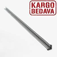 Çelik Raf Dikmesi 2 Metre 2 mm