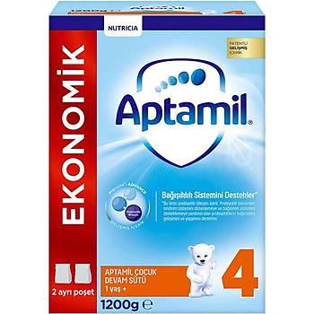 Milupa Aptamil 4 Bebek Sütü Kutu 1000 gr
