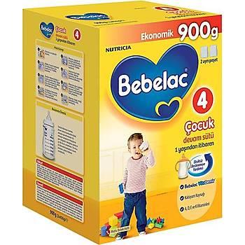 Bebelac Çocuk Devam Sütü 4 Numara 900 Gr