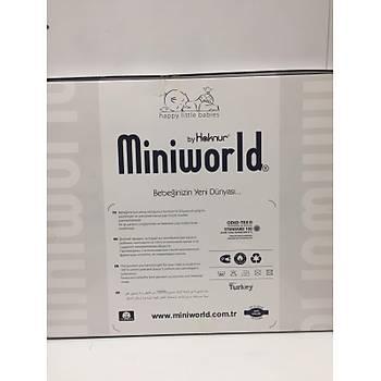 Miniworld Hastane Çýkýþ Seti Ayýcýklý