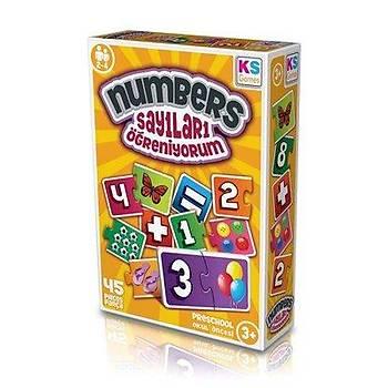 Ks Games - Numbers Sayýlarý Öðreniyorum
