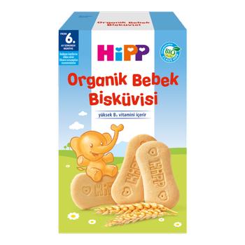 Hipp Organik Bebek Bisküvisi 150 G
