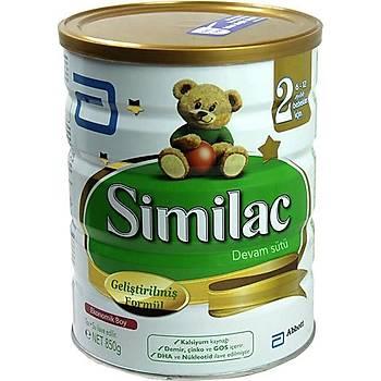 Similac2 Devam Sütü 850 gr