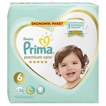 Prima Premium Care Ekonomik Paket 6 No 35'li