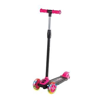 Cool Wheels Twist LED Iþýklý 3 Tekerlekli Yükseklik Ayarlý Scooter