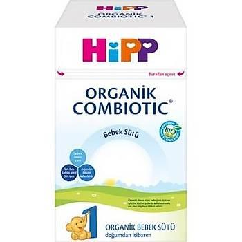 Hipp 1 Organik Combiotik Bebek Sütü 800 gr