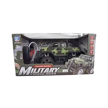 Military Power Suvs