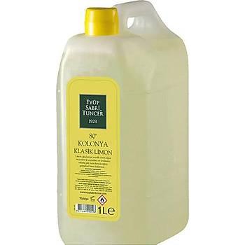 Eyüp Sabri Tuncer 1 Litre Limon Kolonyasý