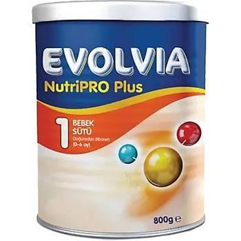 Evolvia Nutripro Plus 1 Bebek Sütü 800 gr