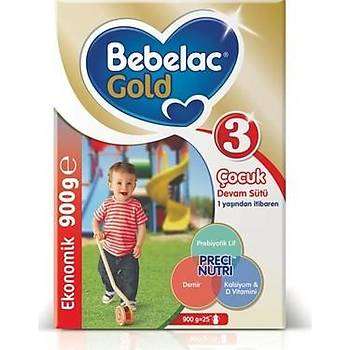 Bebelac Gold 3 900 gr