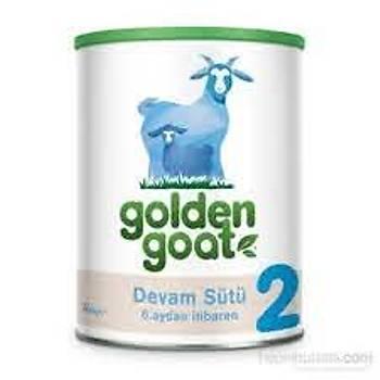 Golden Goat 2 Keçi Sütü Bazlý Devam Sütü 400 gr