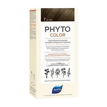 Phyto Phytocolor Bitkisel Saç Boyasý 7 - Kumral